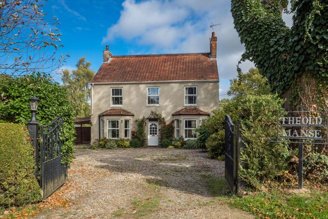 Thumbnail Detached house for sale in Stone Road, Briston, Melton Constable