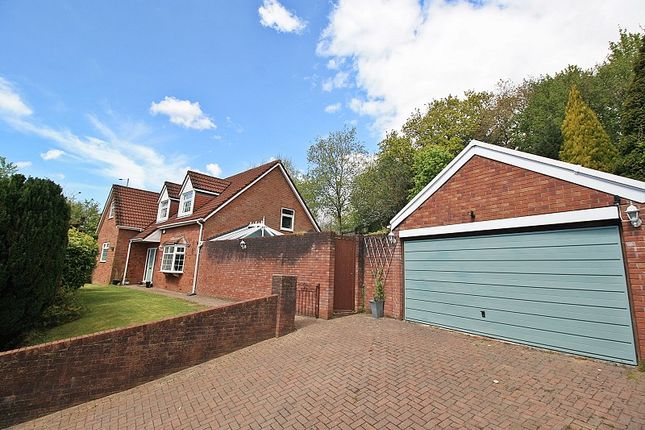 Thumbnail Detached house for sale in Llys Derwen, Llantrisant, Pontyclun, Rhondda, Cynon, Taff.