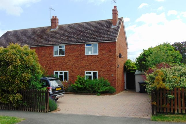 Thumbnail Semi-detached house for sale in Horsebridge Avenue, Badsey