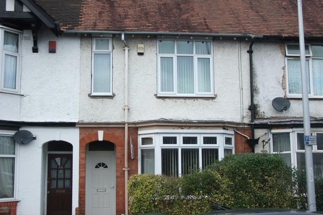 Thumbnail Terraced house to rent in St. Patricks Road, Coventry