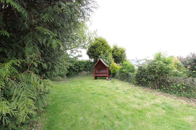 Rear Garden of Victoria Road, Capel-Le-Ferne, Folkestone CT18