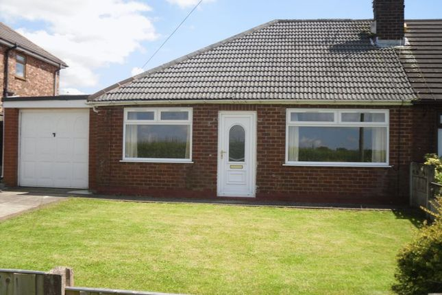 Thumbnail Semi-detached bungalow to rent in 61 Old Pepper Lane, Standish