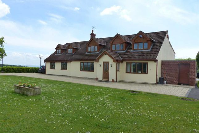 Thumbnail Detached house for sale in Dinwood Cottage, Shirenewton, Chepstow