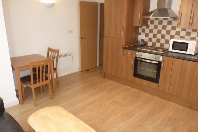 Thumbnail Flat to rent in Stow Hill, Newport