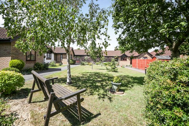 Communal Gardens of Meridian Court, Ashford TN23