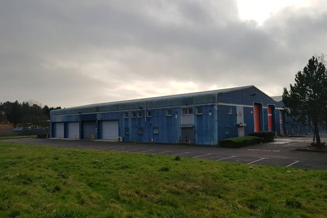 Thumbnail Light industrial to let in Unit 1 & 2 Wyndham Court, Clarion Close, Enterprise Park, Swansea, Swansea