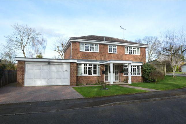 Thumbnail Detached house for sale in Martins Drive, Wokingham, Berkshire