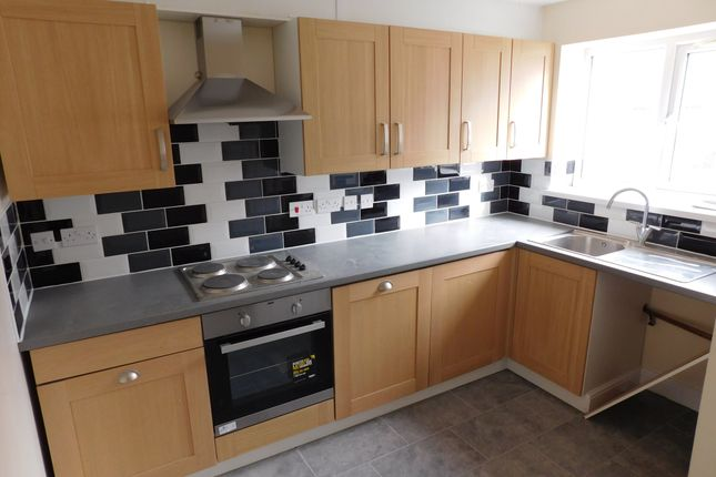 Thumbnail Town house to rent in New Lane, Stanton Hill, Sutton-In-Ashfield