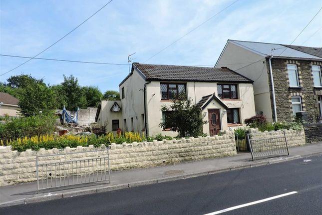 Thumbnail Cottage for sale in Park Street, Lower Brynamman, Ammanford