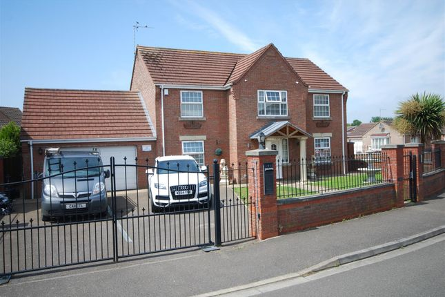 Thumbnail Detached house for sale in Hansard Way, Kirton, Boston