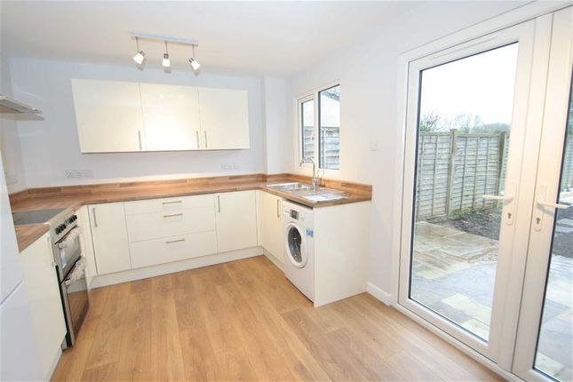 Thumbnail Terraced house to rent in Angel Mead, Woolhampton, Reading