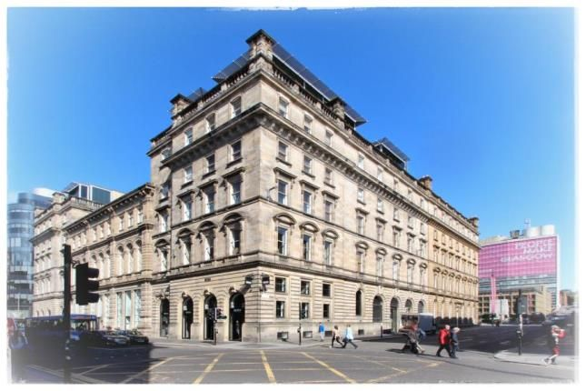 Thumbnail Flat for sale in South Frederick Street, City Centre, Glasgow