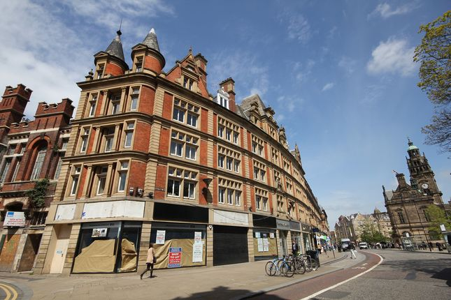 Thumbnail Flat for sale in Pinstone Street, City Centre, Sheffield