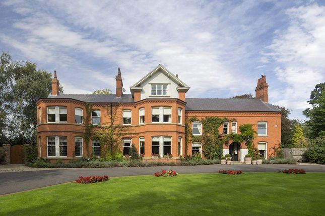 Thumbnail Country house for sale in Aylesby Hall, Aylesby, Lincolnshire