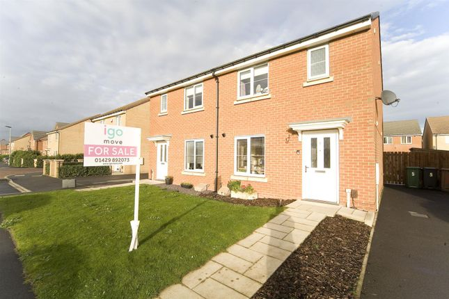 3 bed semi-detached house for sale in Brierton Shops, Brierton Lane, Hartlepool TS25
