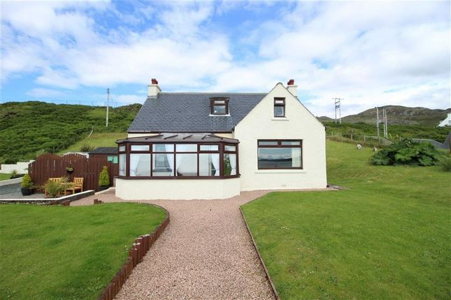 Thumbnail Detached house for sale in Braeside Road, Gairloch