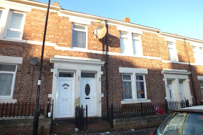Thumbnail Flat for sale in Dilston Road, Newcastle Upon Tyne
