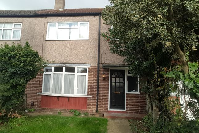 Thumbnail Terraced house to rent in Bradfield Road, Barking
