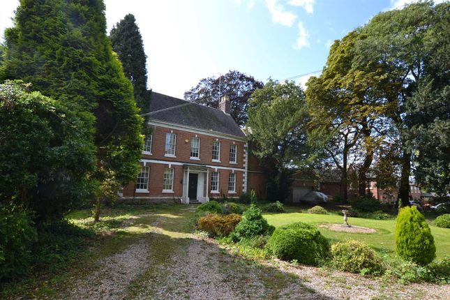 Thumbnail Property for sale in The Old Vicarage, Church Lane, Austrey, Warwickshire