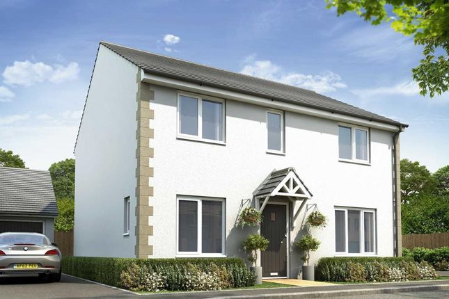 """Thumbnail Detached house for sale in """"Plot 180 - The Shelford"""" at Tresawls Road, Truro"""
