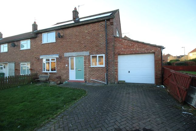 End terrace house for sale in Herdborough Road, Eastfield, Scarborough