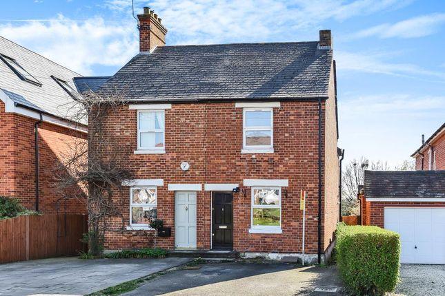 Thumbnail Semi-detached house to rent in Matthewsgreen Road, Wokingham