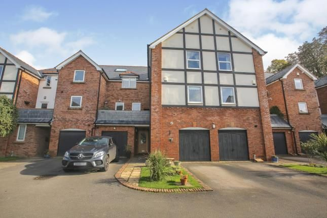 Thumbnail Property for sale in The Larches, Warford Park, Faulkners Lane, Mobberley