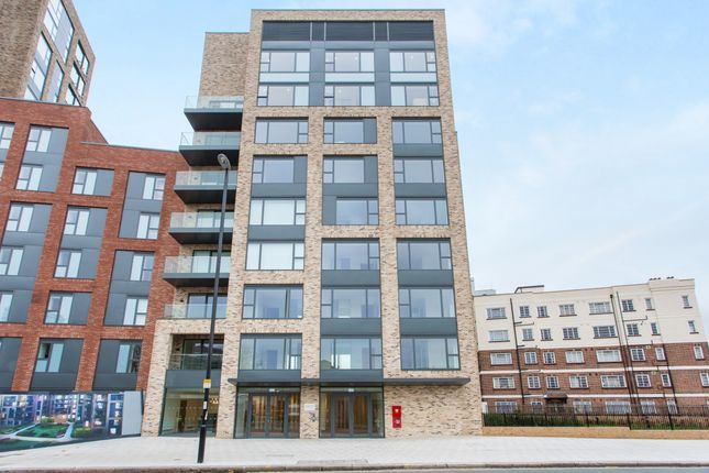 External of Maraschino Apartments, Morello, Croydon CR0