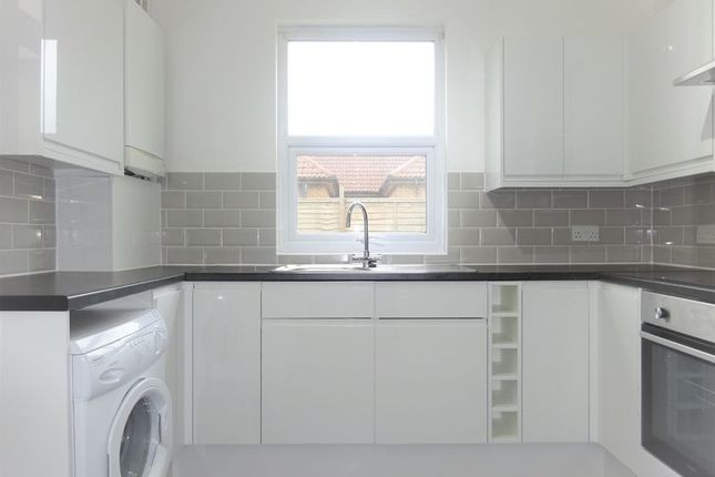 Thumbnail Terraced house to rent in Whippingham Road, Brighton