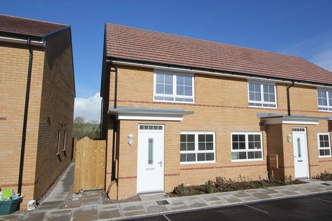 Thumbnail Terraced house for sale in St. Johns View, St. Athan, Barry