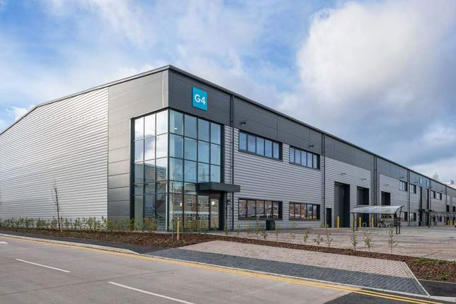 Thumbnail Warehouse to let in Units G1-4 Fleets Corner Business Park, Poole