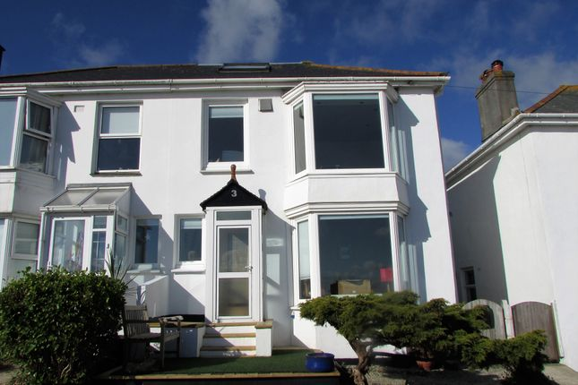 Thumbnail Semi-detached house for sale in Higher Gwavas Road, Penzance