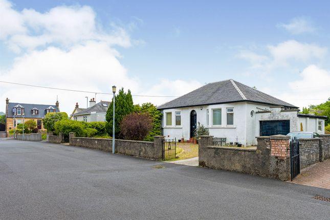 Thumbnail Detached bungalow for sale in Stoneyholm Road, Kilbirnie