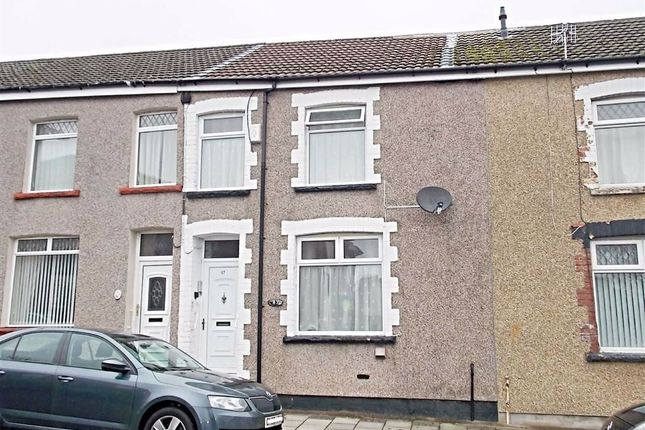 3 bed terraced house to rent in West Street, Bargoed CF81