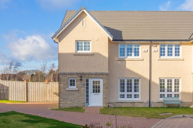 Thumbnail Semi-detached house for sale in Moffat Place, North Berwick