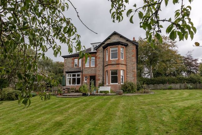 Thumbnail Detached house for sale in Manse Drive, Biggar