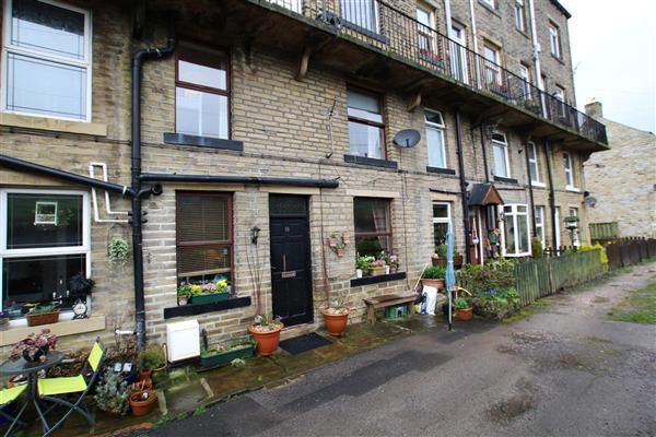 Thumbnail Terraced house for sale in Thorn View, Luddenden, Halifax
