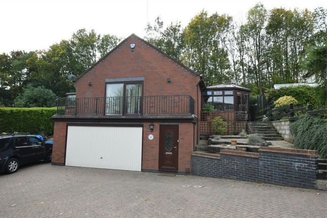Thumbnail Detached house for sale in Mount Crescent, Broadmeadows, South Normanton, Derbyshire