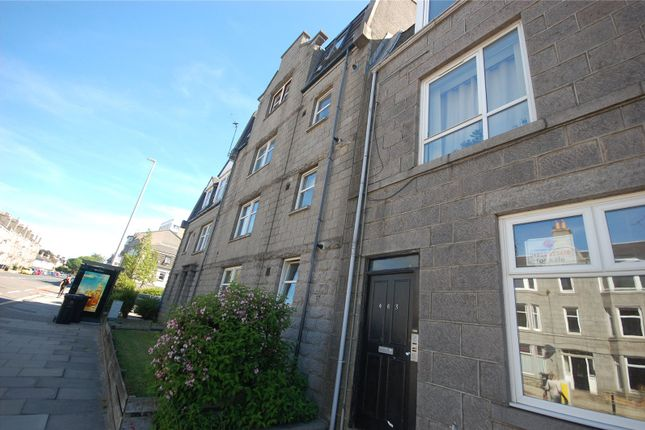 Thumbnail Flat to rent in Holburn Street, Aberdeen