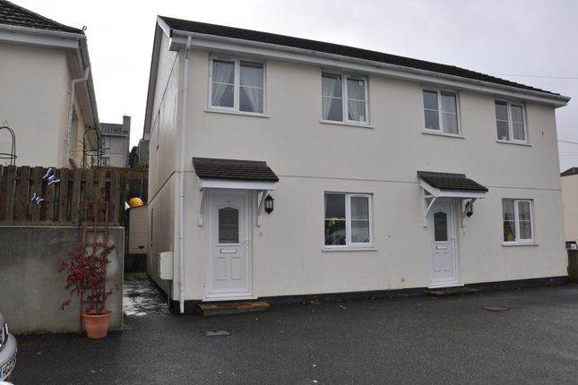 Thumbnail Property to rent in Holmbush Road, St. Austell