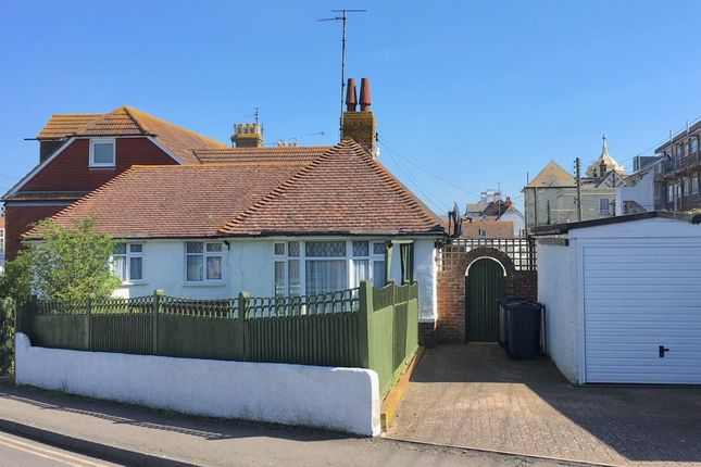 Thumbnail Bungalow for sale in Richmond Road, Pevensey Bay, Pevensey