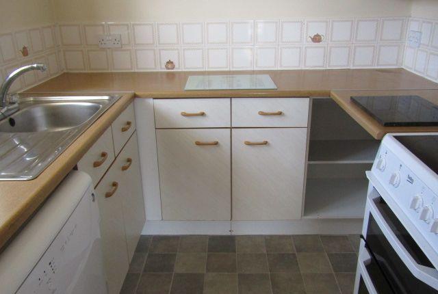 Kitchen of White Friars Lane, St Judes, Plymouth PL4