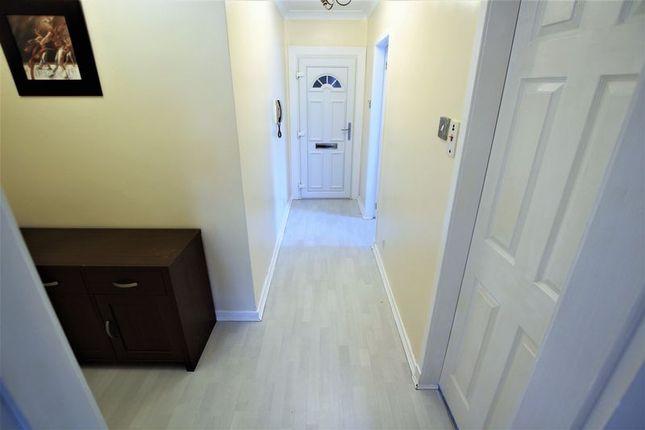 Entrance Hallway of West Stewart Street, Hamilton ML3