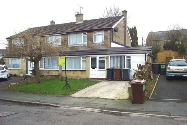 Thumbnail Semi-detached house to rent in Sherwood Fold, Charlesworth, Glossop