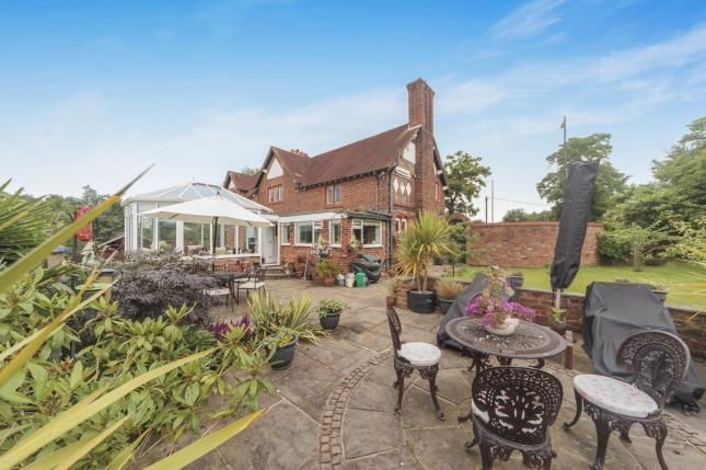 Thumbnail Detached house for sale in Dunham Road, Warburton, Lymm, Greater Manchester
