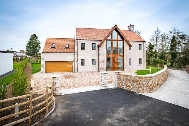 Thumbnail Detached house for sale in Petite Route De Campagne, St Peter, Jersey
