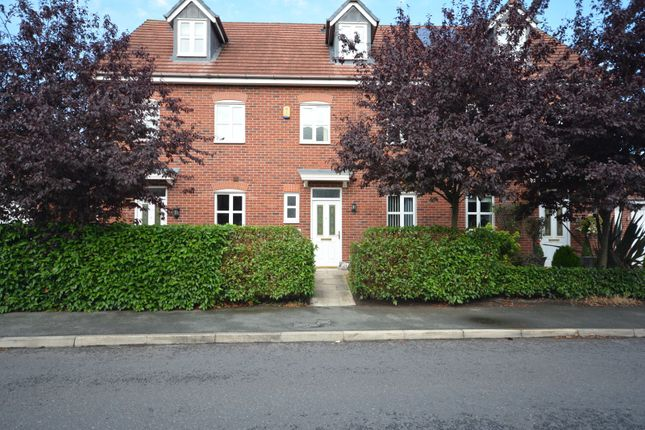 Thumbnail Terraced house to rent in Abbey Park Way, Weston, Crewe