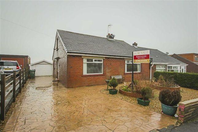 Thumbnail Semi-detached bungalow for sale in Roundhill Lane, Haslingden, Lancashire