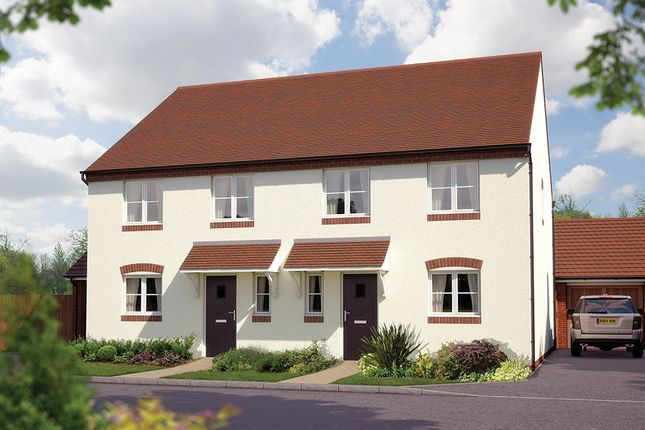 "Thumbnail Property for sale in ""The Slimbridge"" at Drake Street, Welland, Malvern"