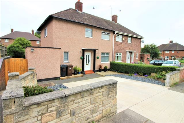 2 bed semi-detached house to rent in Bowden Wood Crescent, Sheffield, Sheffield S9
